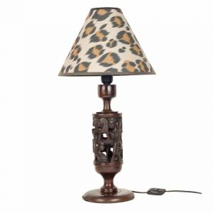 HEBANOWA LAMPA