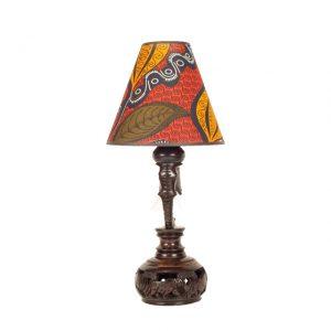 AFRYKAŃSKA LAMPA ZE SŁONIEM