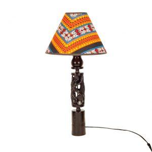 HEBANOWA LAMPA, DRZEWO ŻYCIA