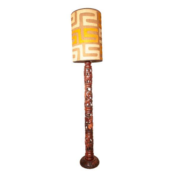 DUŻA STOJĄCA LAMPA