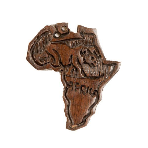 MAGNES HEBANOWY AFRYKA Z BAWOŁEM Z MALAWI