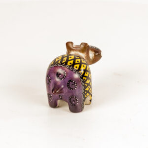 KAMIENNY HIPOPOTAM Z KENII